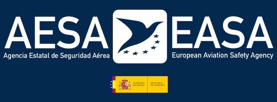agencia estatal de seguridad aerea, aesa, european aviation safety agency, gobierno de espana, ministerio de fomento