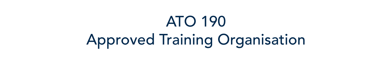 ato 190 approved training organisation